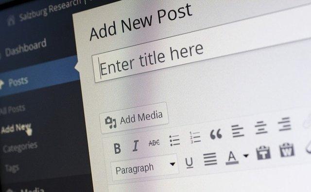 référencement naturel de votre site WordPress